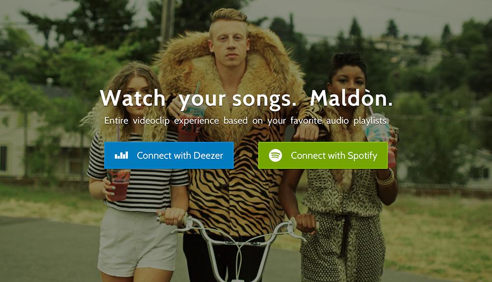 Maldòn home page